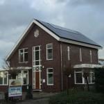 Luxe duurzame aanbouw in Nibbixwoud